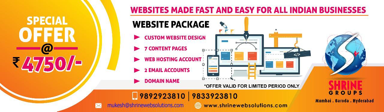 Website Redesigning Company Mumbai,Dadar, Bhayandar, Web
